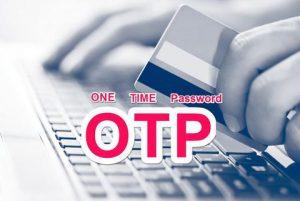 به تعویق افتادن استفاده از رمز یکبار مصرف